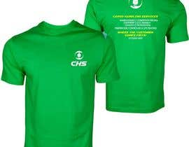 #11 for Redesign a Tshirt for a Cargo Company by HarviGusnanda