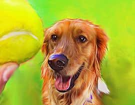 #42 for Pet Pop Art Portrait by ridhokelana