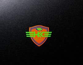 #125 for Design a Logo for HKK by Azgaradiva