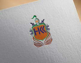 #96 for Design a Logo for HKK by masud39841