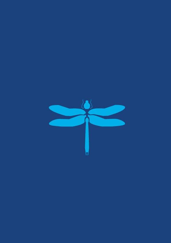 картинки логотипов со стрекозой признаком