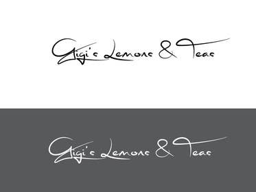 #26 for Design a Logo for Gigi's Lemons & Teas by imadnanshovo
