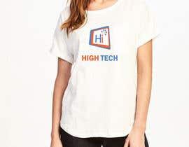 #49 for logo for High Tech PLEASE READ DESCRIPTION by BARSOFTART