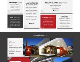 #77 for Build a Corporate Website by greenarrowinfo