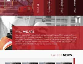 #107 for Build a Corporate Website by visualdesignweb