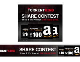 #18 for Torrentking share contest banners by lowie14