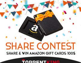 #15 for Torrentking share contest banners by amitjangid0808