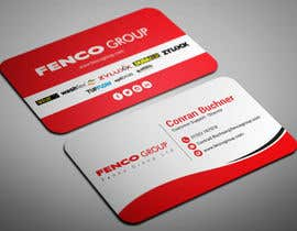 #24 for 2017 Business Cards by smartghart