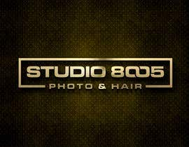 #137 for Logo for - Studio 8005 / Photo & Hair - Look at the example. by freedoel