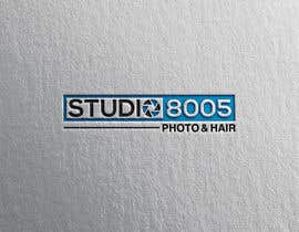 #77 for Logo for - Studio 8005 / Photo & Hair - Look at the example. by maninhood11
