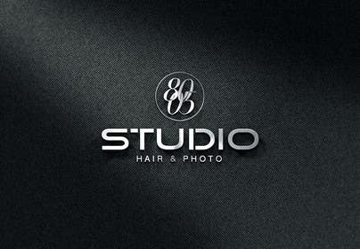 #101 for Logo for - Studio 8005 / Photo & Hair - Look at the example. by logoart5