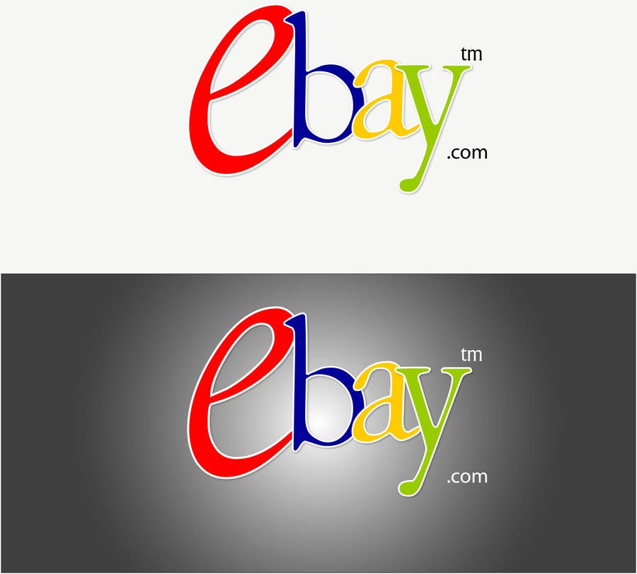 Logo Design Contest Entry #1145 for Logo Design for eBay