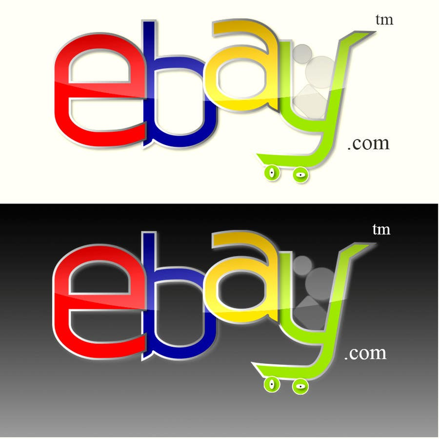 Logo Design Contest Entry #1261 for Logo Design for eBay