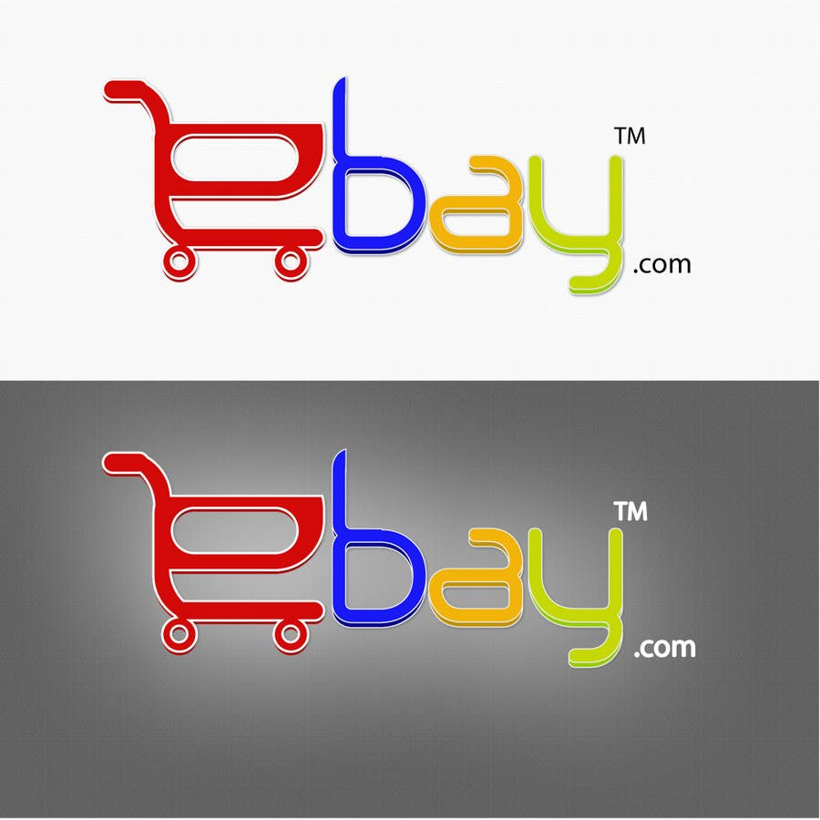 Contest Entry #1381 for Logo Design for eBay
