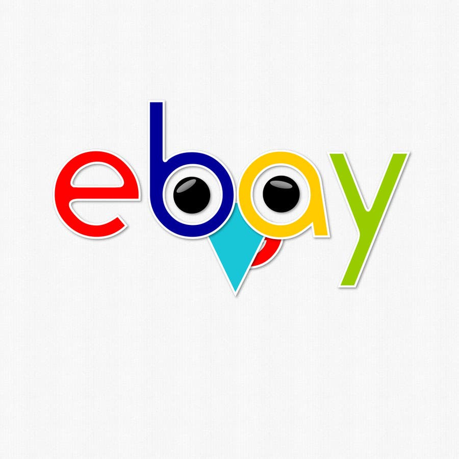 Logo Design Contest Entry #1504 for Logo Design for eBay