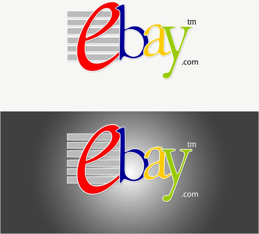Logo Design Contest Entry #1148 for Logo Design for eBay