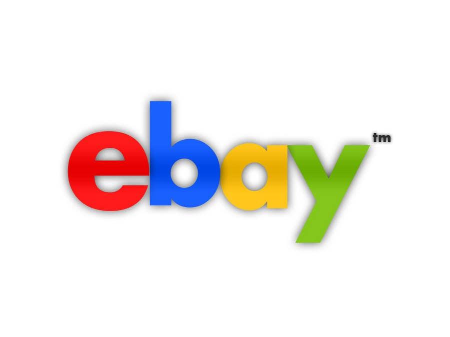 Contest Entry #1 for Logo Design for eBay