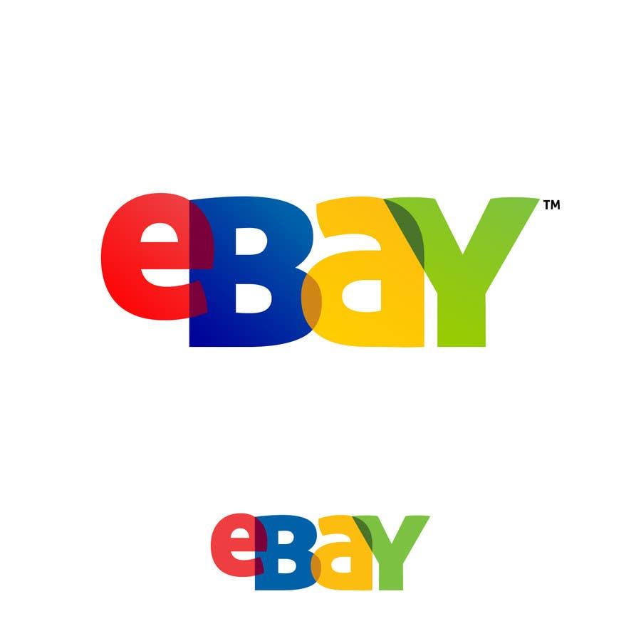 #1453 for Logo Design for eBay by simoneferranti