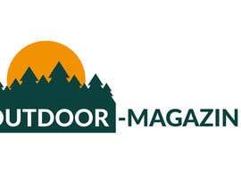 #16 for Logo design for an outdoor magazine by vikanagornaya