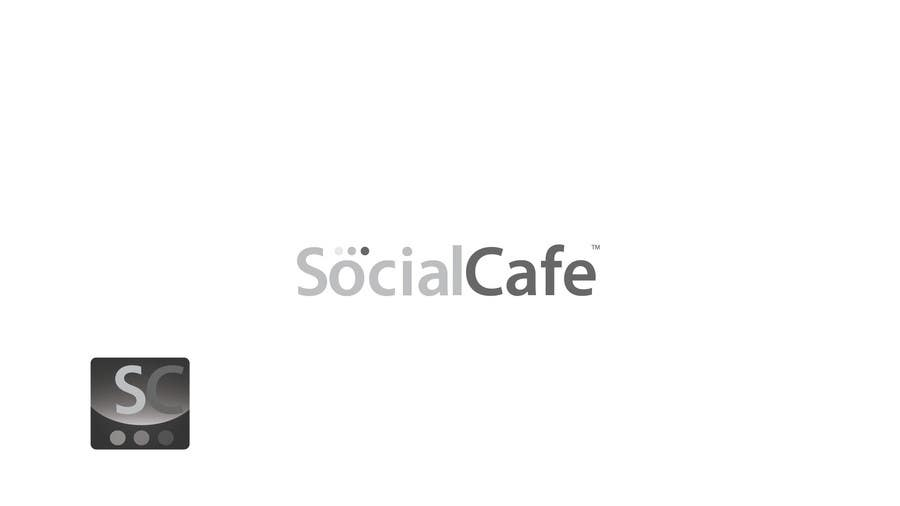 #324 for Logo Design for SocialCafe by todeto