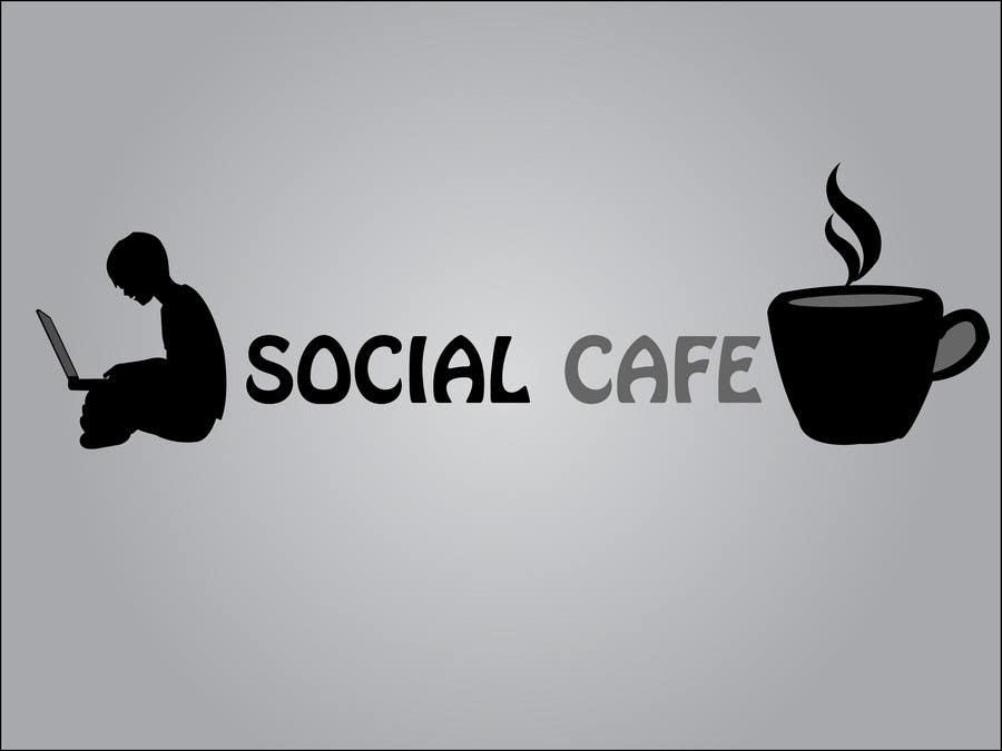 Contest Entry #241 for Logo Design for SocialCafe