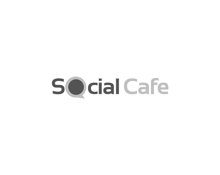 #335 for Logo Design for SocialCafe by graphicon