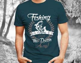 #33 for Design a T-Shirt For Fishing Shop by perspectivedebas