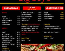 #1 for Design a restaurant menu by maidang34