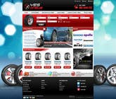 Contest Entry #28 for Website Design for Tyres