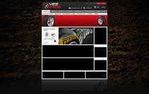 Graphic Design Inscrição do Concurso Nº26 para Website Design for Tyres