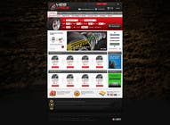 Contest Entry #29 for Website Design for Tyres