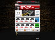 Contest Entry #36 for Website Design for Tyres