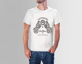 #73 for Sanremo Cafe Racer T shirt Design by simohamedabkari