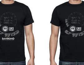 #30 for Sanremo Cafe Racer T shirt Design by irisdesign