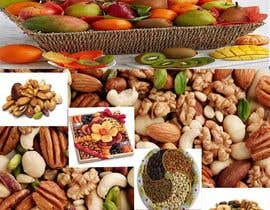 #10 for Create brand logo and package for dried fruit and nuts by designerpinky1