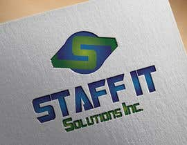 #40 for Design a Logo  for staffIT Solutions Inc. by lipon1617