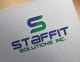 #42 for Design a Logo  for staffIT Solutions Inc. by lipon1617