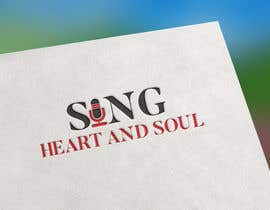 #10 for I need a logo for a singing workshop called 'Sing Heart and Soul' by SukhenduBappi