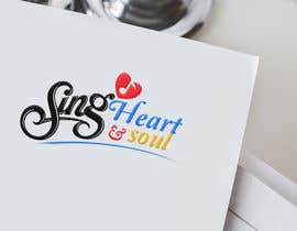 #24 for I need a logo for a singing workshop called 'Sing Heart and Soul' by Trickmashup