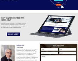 #17 for Design a Website Mockup for Certified Email Service by kussoft