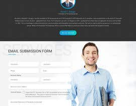 #9 for Design a Website Mockup for Certified Email Service by webmastersud