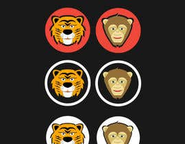 #6 for Design game achievement badge icons by SurenHarutyunyan