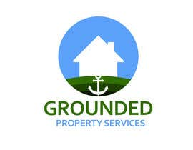 "#33 for Design a Logo for ""Grounded Property Services"" by beckseve"