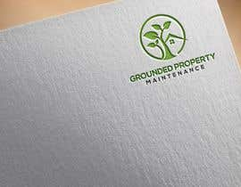 "#98 for Design a Logo for ""Grounded Property Services"" by geniusrima14"