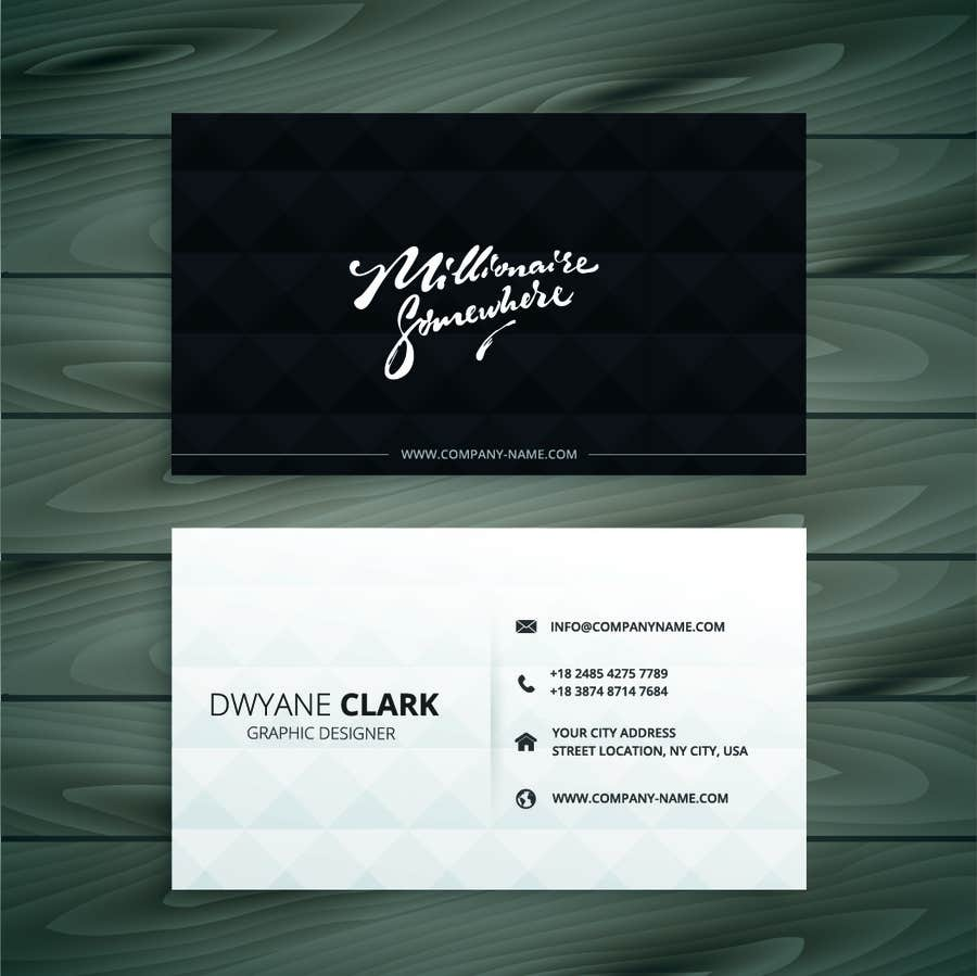 Entry 89 by sksaeed for design luxury business card t shirt with contest entry 89 for design luxury business card t shirt with this logo reheart Image collections