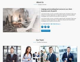 #1 for Design a Website Mockup by antlogist