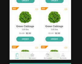 #27 for Design an App Mockup for a food and drink ordering platform by herick05
