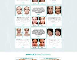 #37 for MODERN AND BEAUTIFUL LANDING PAGE NEEDED FOR BEAUTY COMPANY *URGENT* by nsrn7