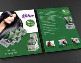 #32 for Design a Flyer of hair care advertising by sarker1