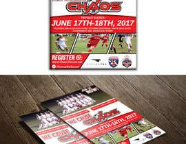 #11 for URGENT Design an Flyer for Soccer Tryouts / Sign ups -- 3 by Vdesigns99